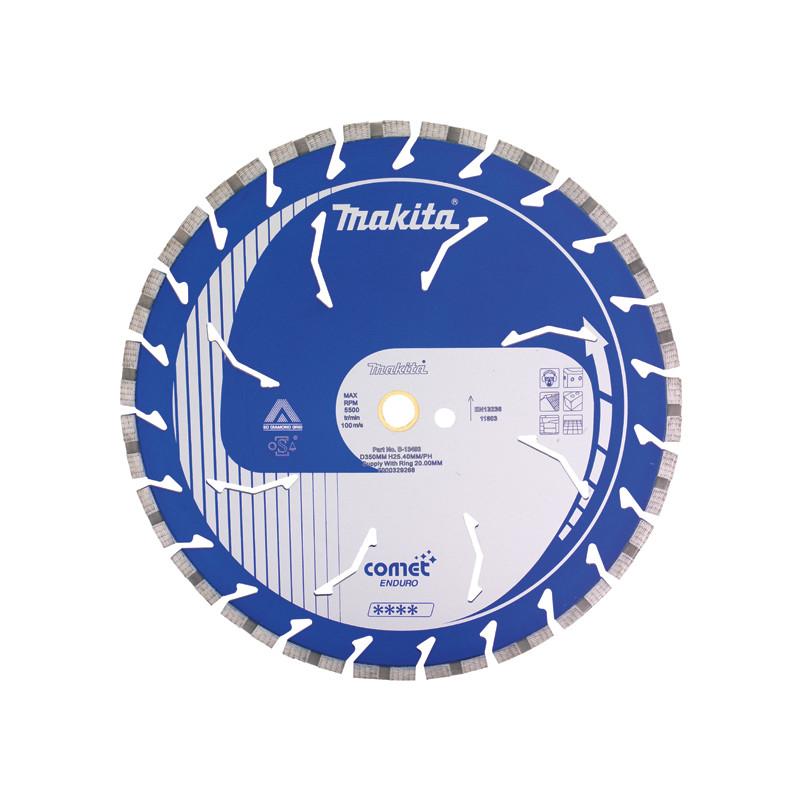 Disco Diamante Comet 115 mm Banda Segmentada Accesorios