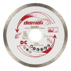 Disco Diamante Diamak 115 mm Banda Continua Corte