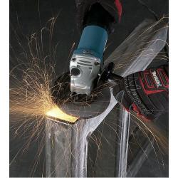 Amoladora 125mm 720W SAR GA5030R + 10 Discos Corte P53023 125 mm