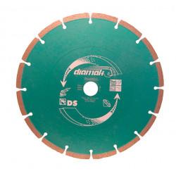 Amoladora 230mm 2.200W SAR GA9020RKD Maleta+Disco Diamante + 10 Discos Corte 230 mm