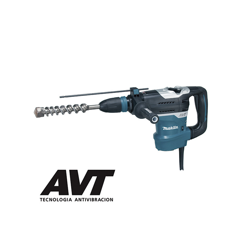Martillo Combinado 2 Modos 1.100W AVT HR4013C Martillos Combinados