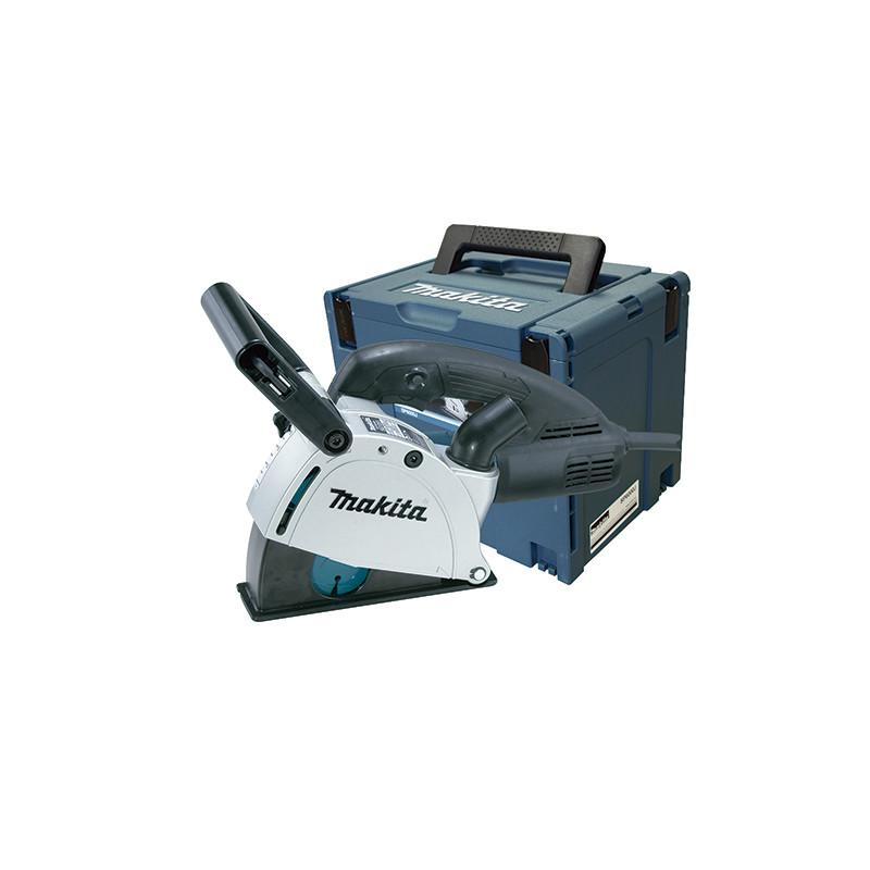 Rozadora 125mm 1.400W SG1251J + Kit 10 Guantes Piel Rozadoras