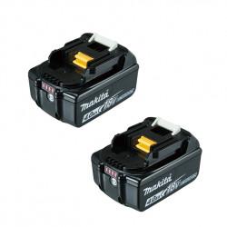 Amoladora 18V 115mm 4.0 Ah DGA452RME + 50 Discos Corte P53001 115 mm