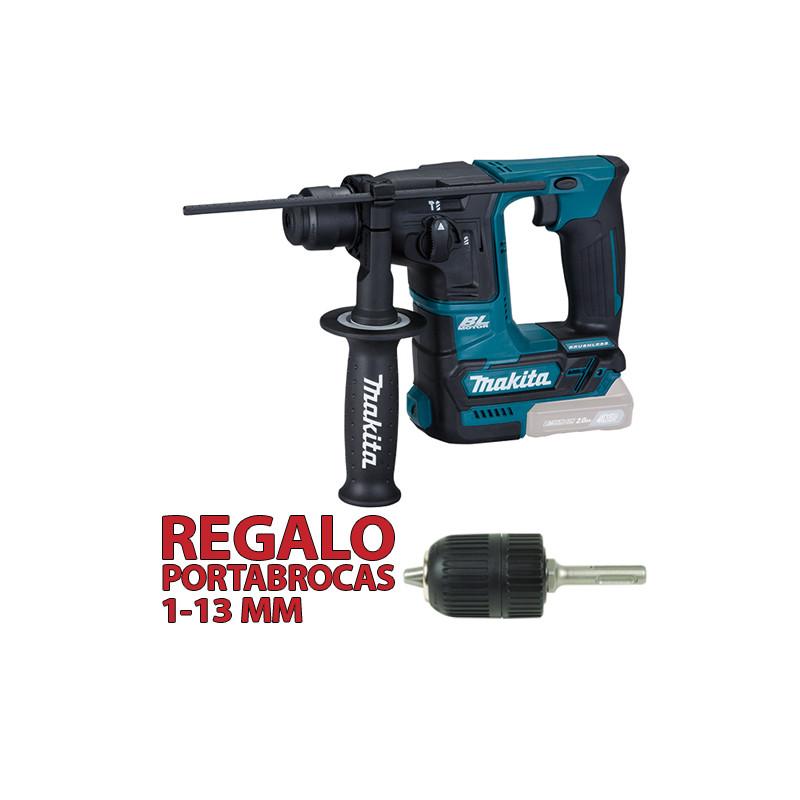 Martillo 16mm 10.8V HR166DZ + Regalo Portabrocas Automático 10.8V