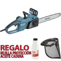 Electrosierra 1.800W 40cm UC4041A + Regalo Aceite Cadena + Pantalla Electrosierras