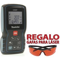 Medidor Láser 80m LD080P Medidores