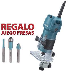 Fresadora Cantos 530W 35mm...