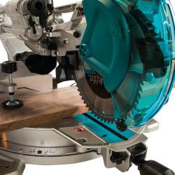 Ingletadora Telescópica Láser 260mm 1.510W LS1019L + Ecuadra Medición 500mm Ingletadoras