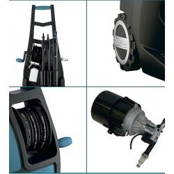 """Hidrolimpiadora 420L/h 140bar 2.100W HW132 + 16,5m Manguera 3/4"""" Hidrolimpiadoras"""